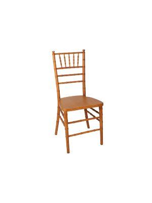 aluguel de cadeira tiffany natural madeira
