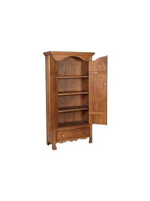 aluguel de armário antique madeira