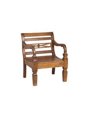 aluguel de cadeira rústica flor madeira
