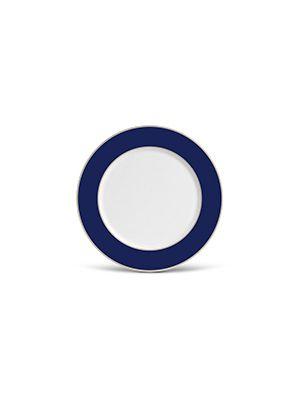Prato Raso Umbria Azul 27cm Louça
